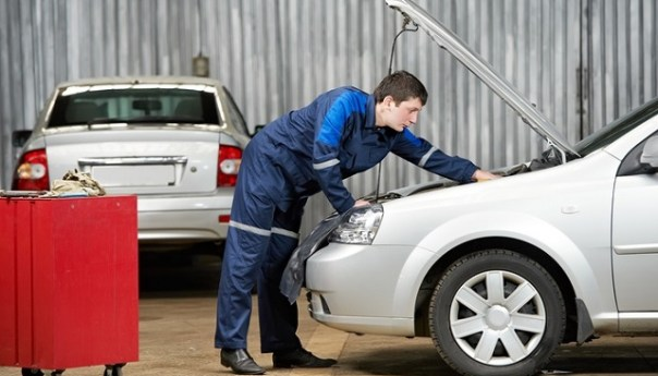 Servicing And Maintenance: Basic Mot Test Checks