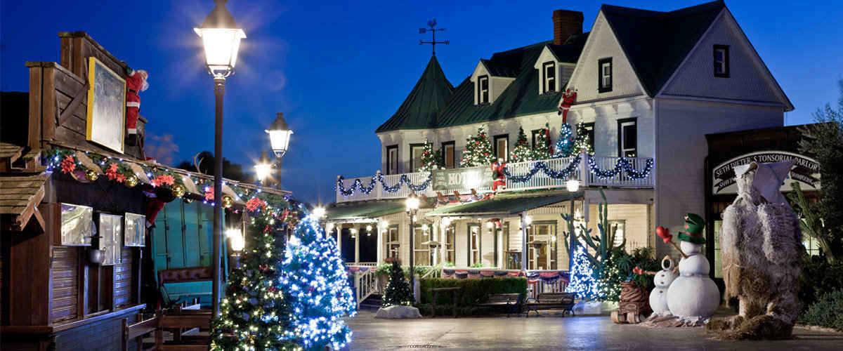 Port Aventura en Navidad gua essencial para todos