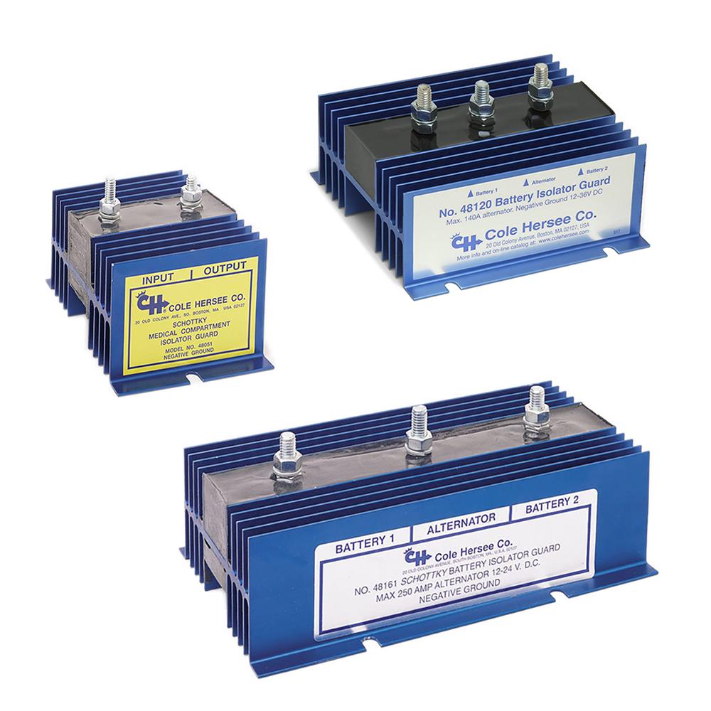 medium resolution of battery isolators