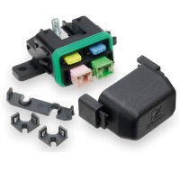 Littelfuse Fuse Holder Two Connectors, Littelfuse, Free ...