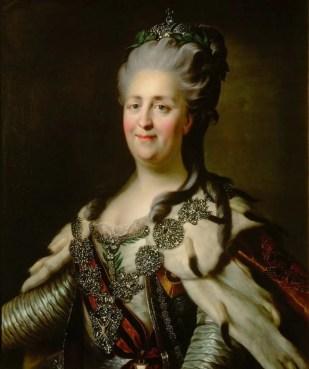 Catalina la Grande: mujeres famosas de la historia que amaban a los gatos