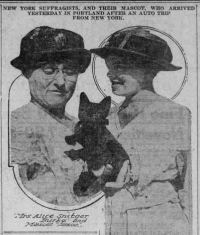 Alice Burke y Nell Richardson: mujeres famosas de la historia que amaban a los gatos