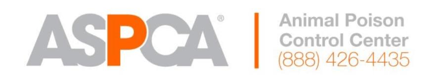 ASPCA Animal Poison Control Center logo