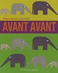 vant avant Kvéthévane Davrichewy, Gwen Le Gac, Actes sud junior