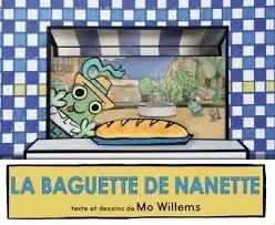 La baguette de Nanette