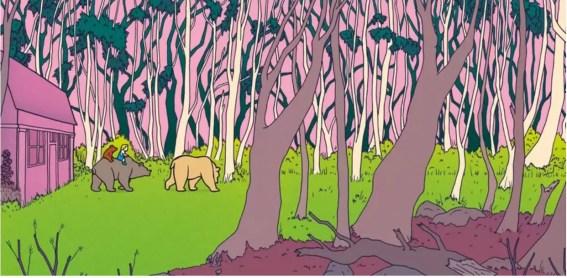 notre boucle d'ours