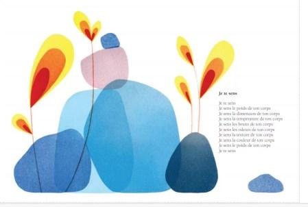 poèmes à murmurer à l'oreille des bébés Marcella Poirier