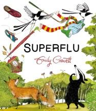 Superflu, Emily Gravett, kaléidoscope