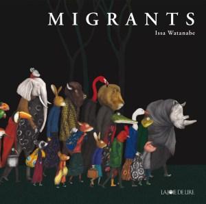 Migrants, Issa Watanabe, La joie de lire