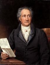 Goethe (par Joseph Karl Stieler, 1828)