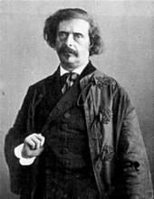 Jules Barbey d Aurevilly par Nadar