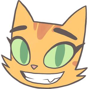 Happy Mom Cat