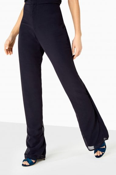 Violet Palazzo Trouser