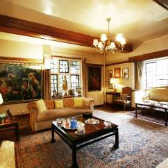 Traditional Living Rooms With Oriental Rugs Decoration Room Ideas Interior Design Hand Knotted Persian Highly Detailed Kashan Kerman In Sitting