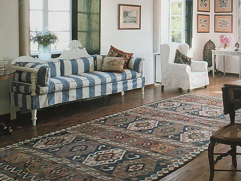 Kilim rugs description and guide