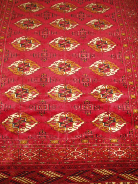 Persian  Oriental Rug Layout and Design LittlePersia