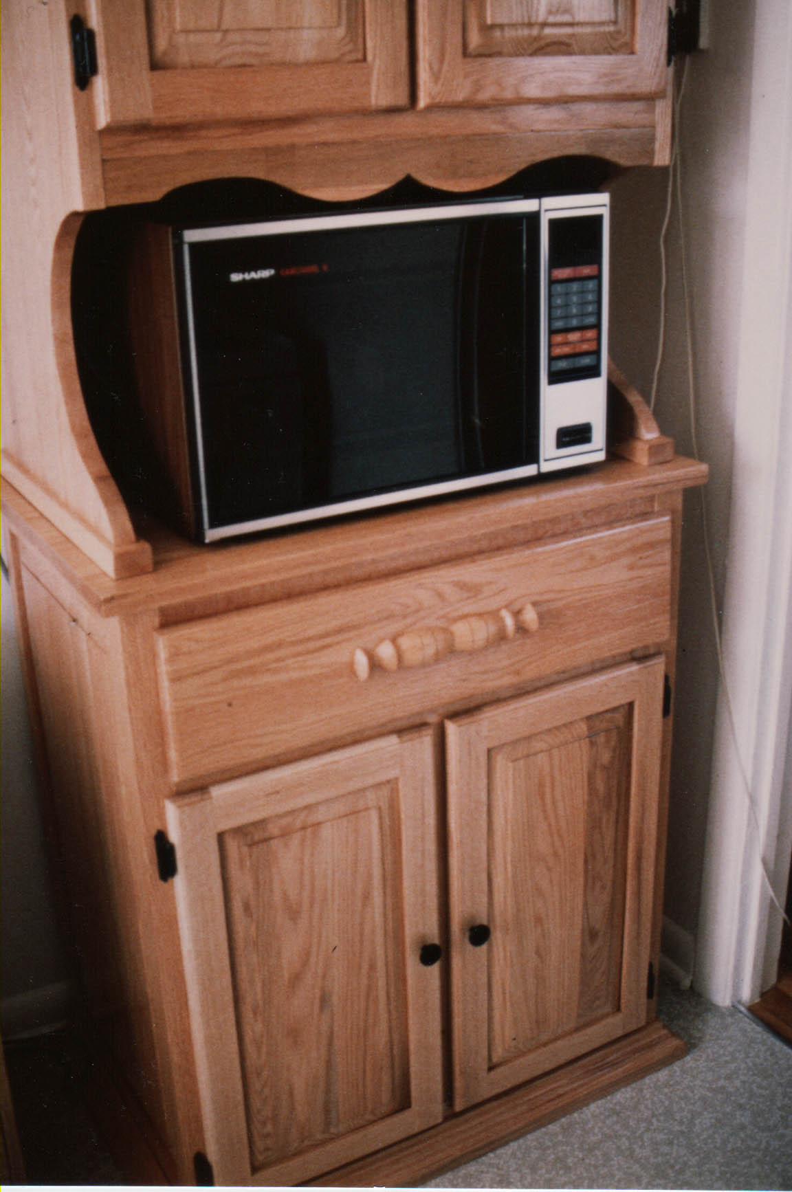 Decosee Microwave Cabinets