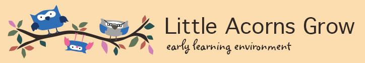 Little Acorns Grow