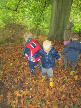 NURSERY - Going on a bear hunt