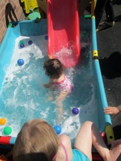 OUTDOOR - Splashing fun in the sun