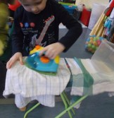 PRESCHOOL - Busy doing the ironing