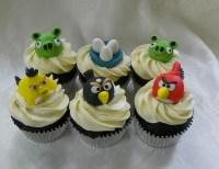 Angry Birds Cakes  Decoration Ideas | Little Birthday Cakes