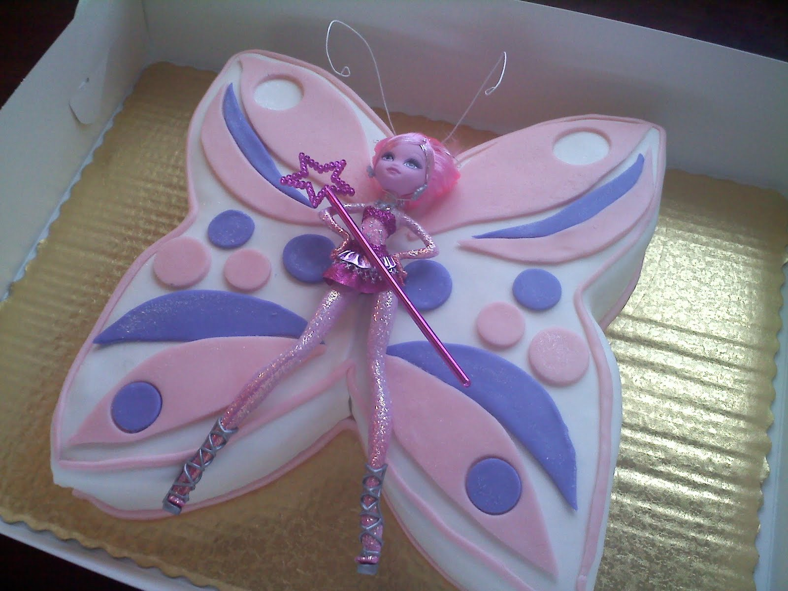Butterfly Cakes  Decoration Ideas  Little Birthday Cakes