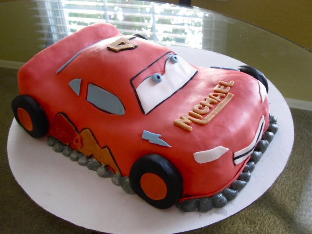 Lightning Mcqueen Cake Ideas