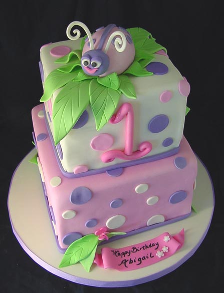 Ladybug Cakes  Decoration Ideas  Little Birthday Cakes