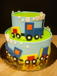 Train Cakes  Decoration Ideas | Little Birthday Cakes