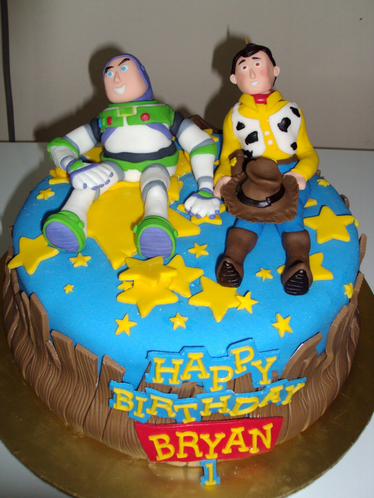 Buzz Lightyear Cakes Decoration Ideas
