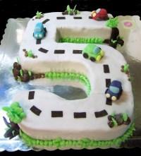 Cars Cakes  Decoration Ideas | Little Birthday Cakes