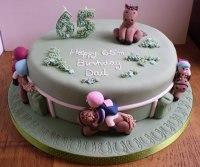 Horse Birthday Cakes  Decoration Ideas | Little Birthday ...