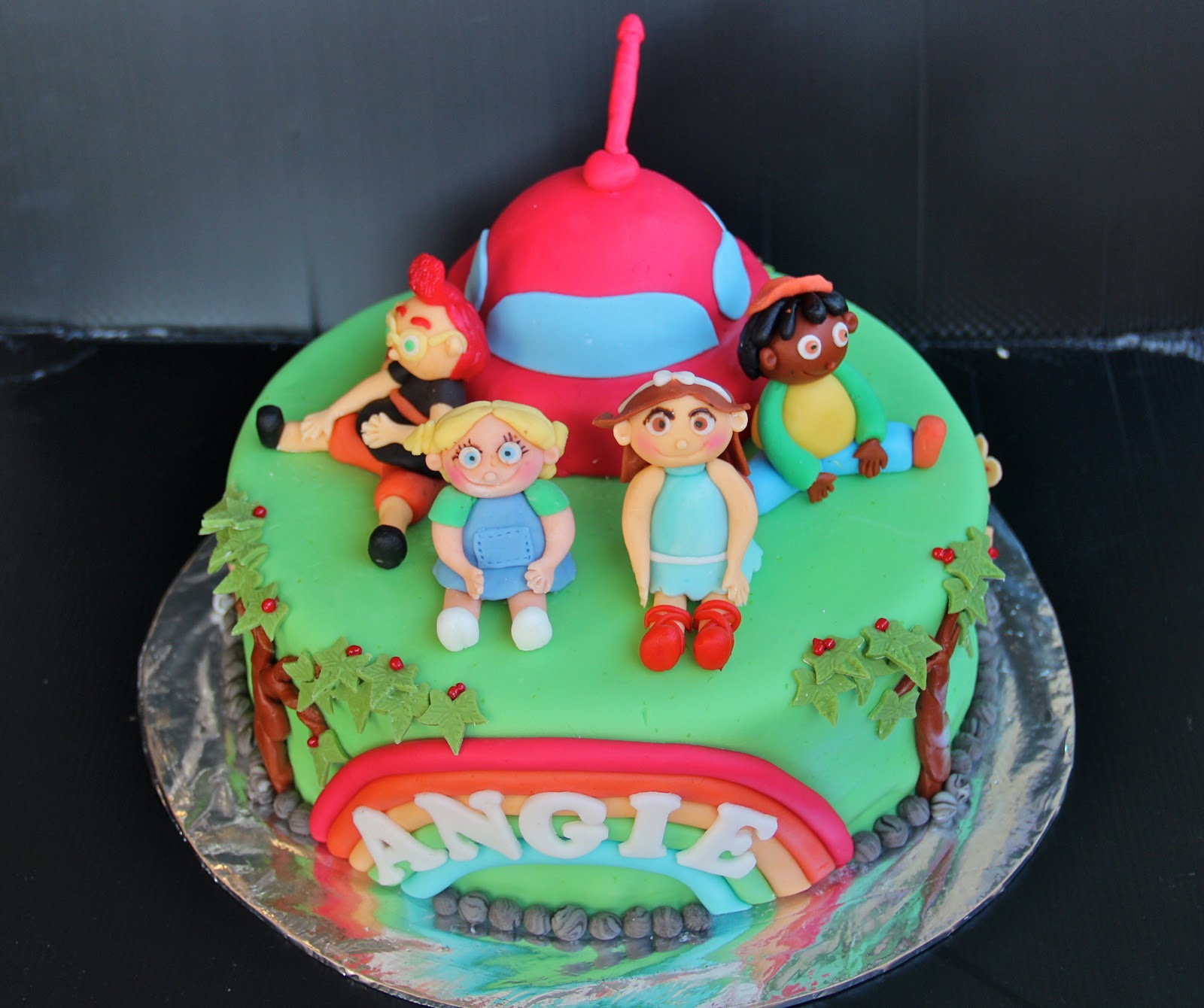 Cake Star Birthday Ideas All