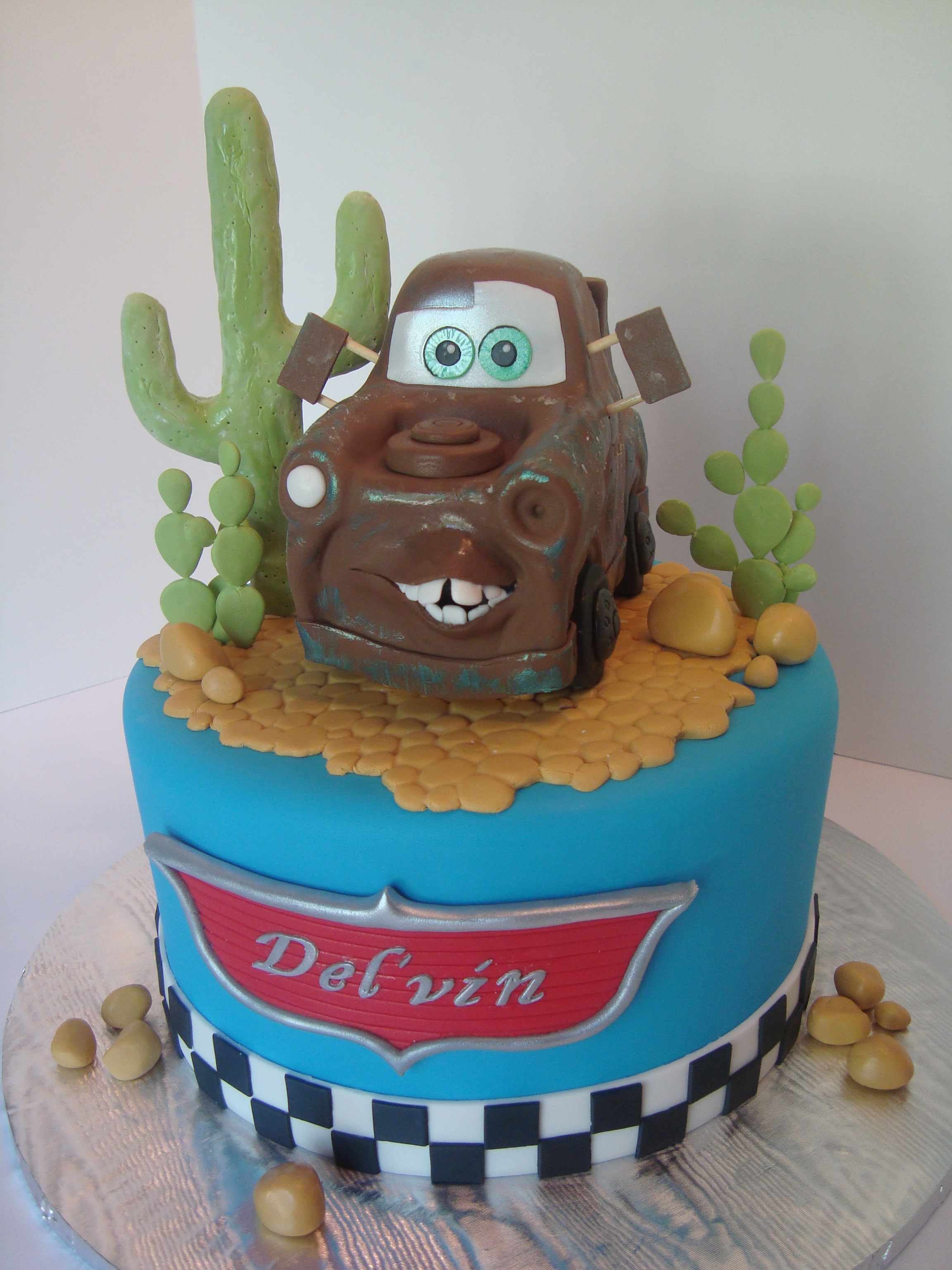 Mater Cakes Decoration Ideas
