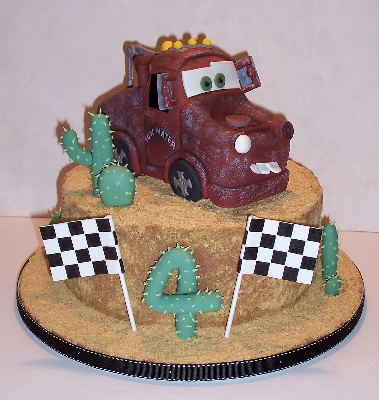 Mater Cakes Decoration Ideas