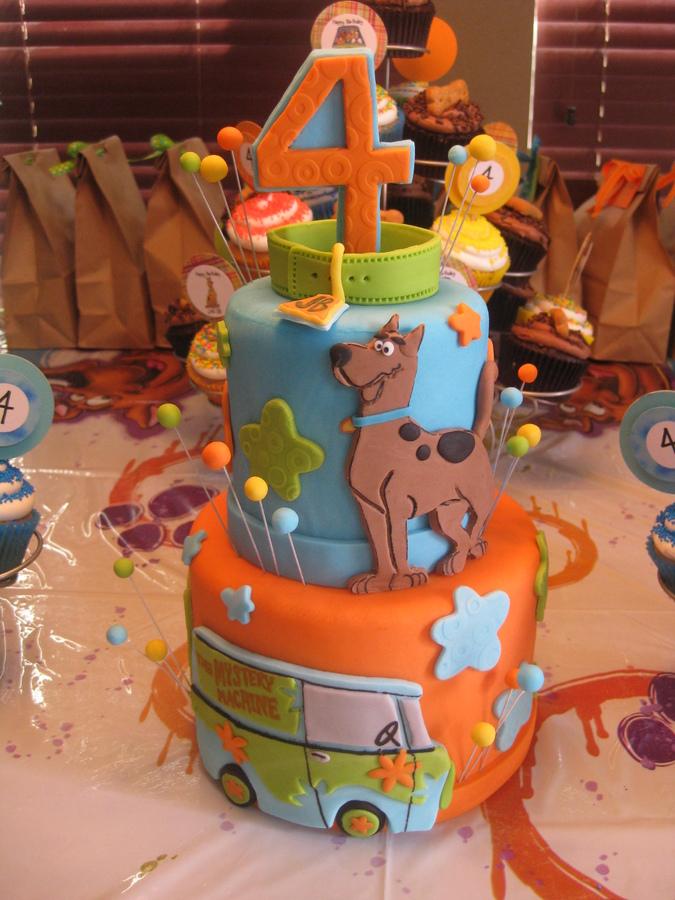 Scooby Doo Cakes – Decoration Ideas Little Birthday Cakes