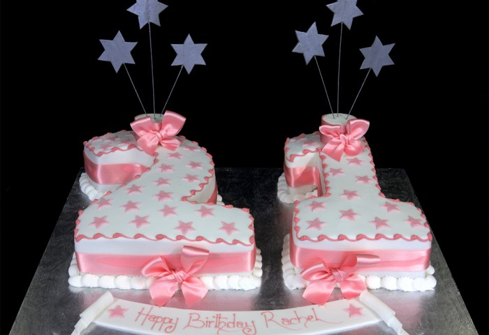 21st Birthday Cakes Decoration Ideas Little Birthday Cakes