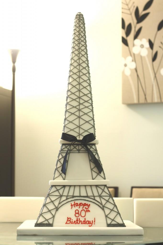 Eiffel Tower Cakes  Decoration Ideas  Little Birthday Cakes