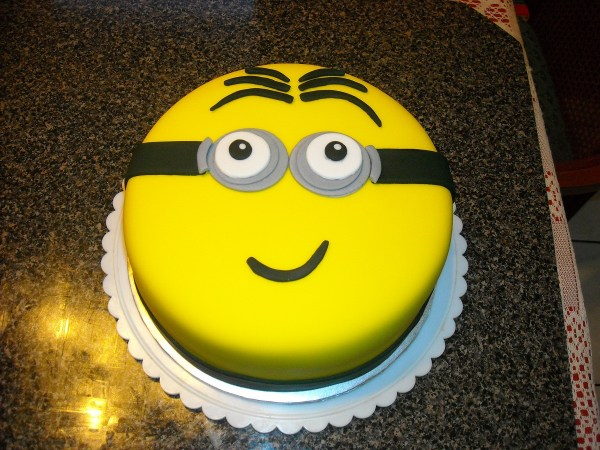 Minion Cakes Decoration Ideas Little Birthday