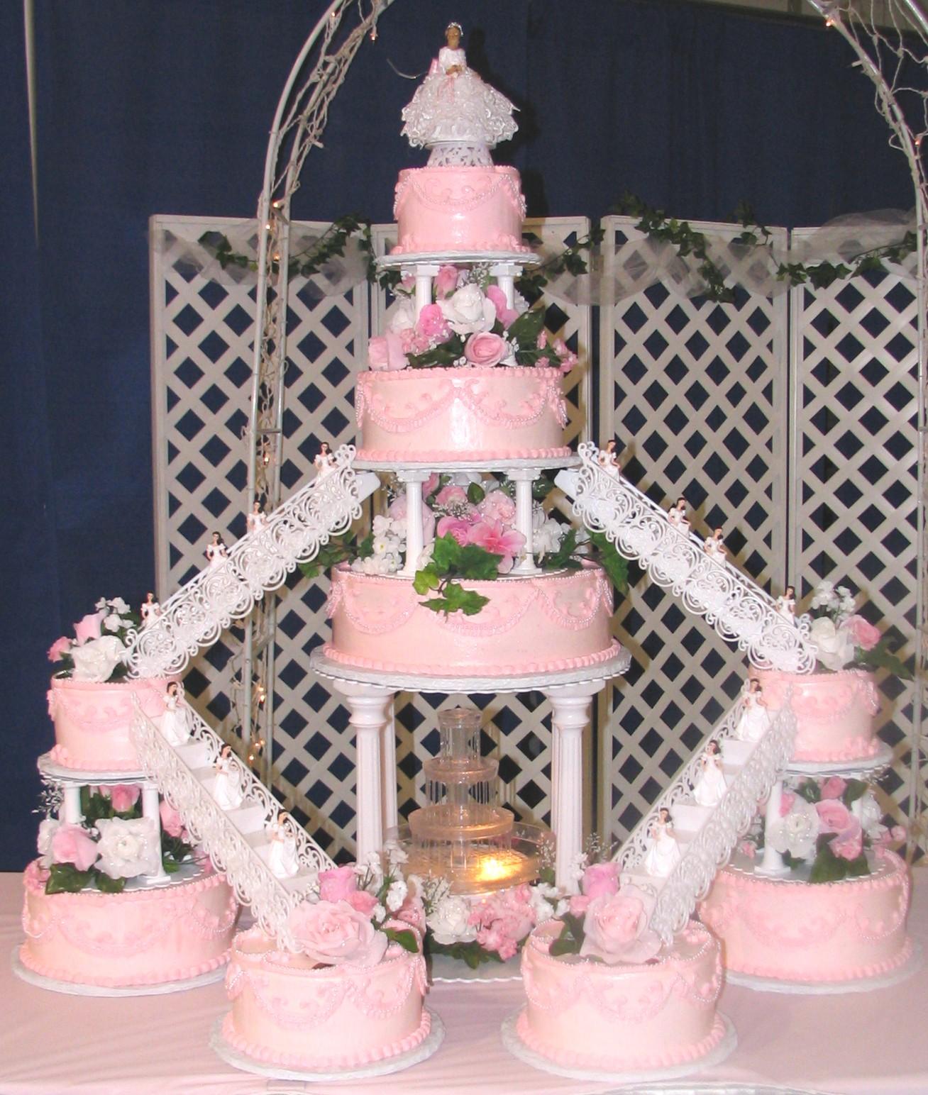 Quinceanera Cakes Decoration Ideas