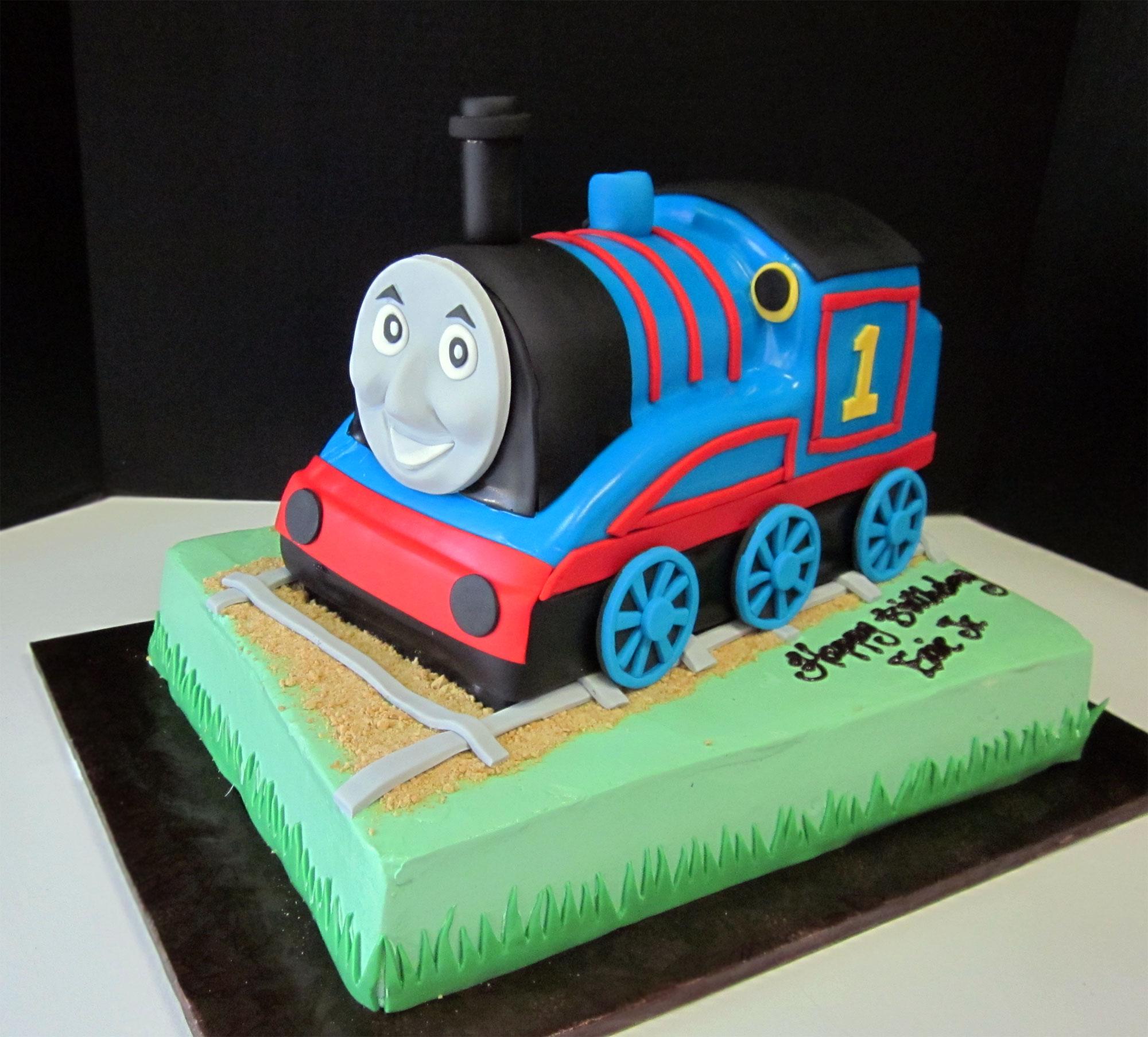 Thomas The Train Cakes Decoration Ideas