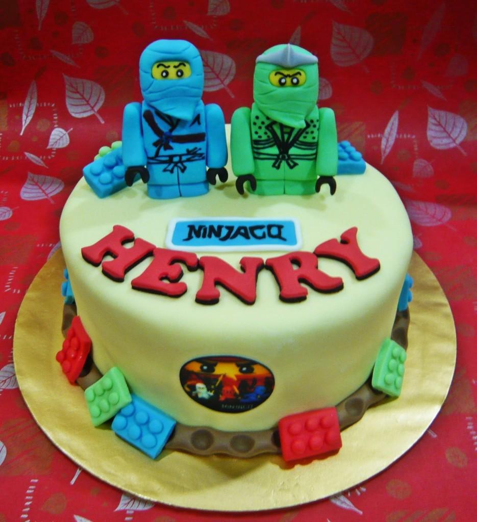 Ninjago Cakes  Decoration Ideas  Little Birthday Cakes