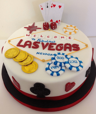 Las Vegas Cakes – Decoration Ideas Little Birthday Cakes