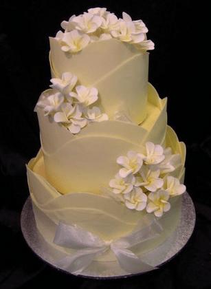 White chocolate cake  Decoration ideas  Little Birthday