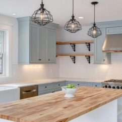 Farmhouse Kitchen Cabinets Lighting Fixtures For Cabinetry Tips A Little Becky Homecky
