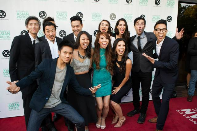 Wong Fu Family on the Red Carpet 2