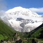 Bhutan Mountain Jumolhari