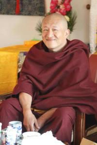 Dzongsar Jamyang Khentse Rimpoche