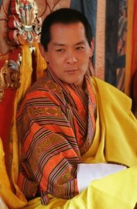 His Majesty King Jigme Singye Wangchuk
